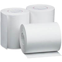 MARBIG CASH REGISTER ROLL LINT FREE 76 X 76 X 11.5MM PACK 4