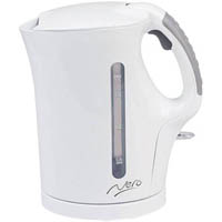 NERO EXPRESS CORDLESS KETTLE 1.7L WHITE
