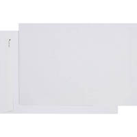 CUMBERLAND C4 ENVELOPES POCKET PLAINFACE STRIP SEAL EASY OPEN 80GSM 324 X 229MM WHITE BOX 250