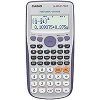 CASIO FX100AU PLUS SCIENTIFIC CALCULATOR