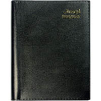 CUMBERLAND NORWICH 2020-2021 FINANCIAL YEAR DIARY DAY TO PAGE 30 MINUTE A5 BLACK