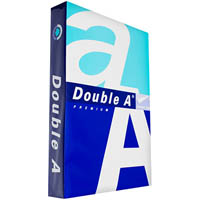 DOUBLE A A3 SMOOTHER COPY PAPER 80GSM WHITE PACK 500 SHEETS