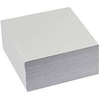 ITALPLAST PLAIN PAPER REFILL FOR MEMO CUBE 500 SHEETS