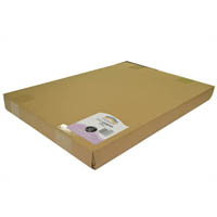 RAINBOW LITHO PAPER 94GSM 510 X 760MM WHITE PACK 500